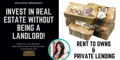 How to Invest in Real Estate Without Being a Landlord!