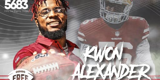 KWON ALEXANDER FREE FOOTBALL CAMP