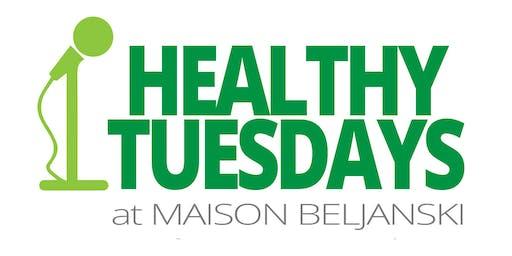 Maison Beljanski presents Sweat, Movement & Cleanse