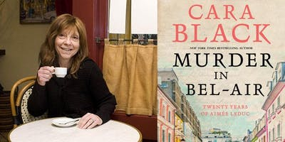 FREE EVENT WITH CARA BLACK