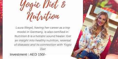 Yogic Diet & Nutrition tickets