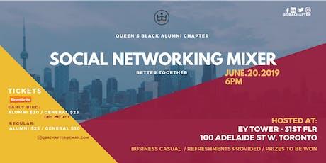 QBAC Social Networking Mixer tickets