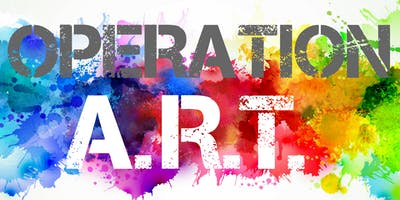 Operation A.R.T. Oil Painting Workshop - July 23rd