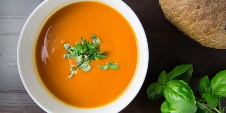 "Culinary Happy Hour -  ""SOUPerb"" Butternut Squash Soup tickets"