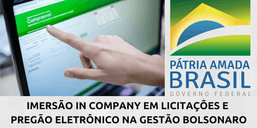 TREINAMENTO IN COMPANY EM LICITAÇÕES - ÁREA COMERCIAL/BACKOFFICE - SANTO ANDRÉ