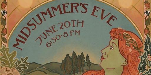 Midsummer's Eve Celebration