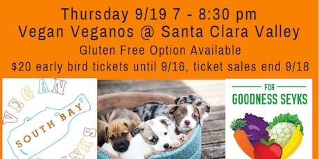 September Vegan Food, Friends, Beer & Adoptable Dogs tickets