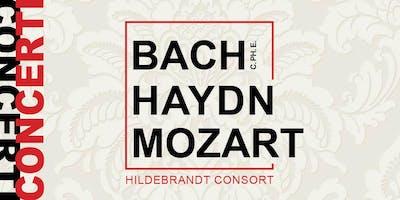 Sprankelende concerti van C.P.E. Bach en J. Haydn