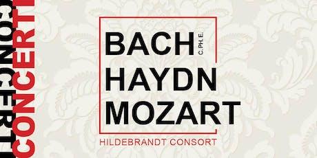 Sprankelende concerti van C.Ph.E. Bach en J. Haydn tickets
