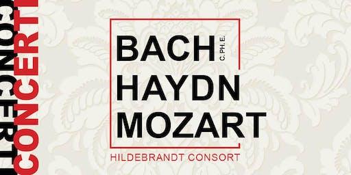 Sprankelende concerti van C.Ph.E. Bach en J. Haydn
