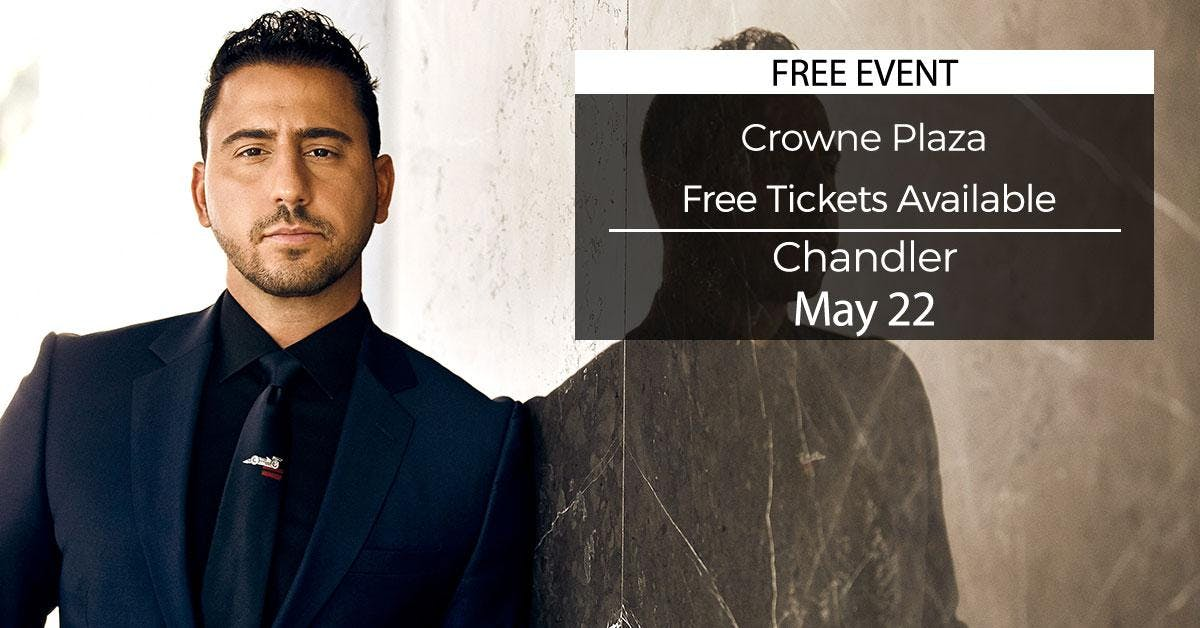 (FREE) Real Estate Millionaire event in Chandler by Josh Altman