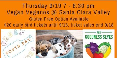 September Social: Vegan Food, Friends, Beer & Adoptable Dogs tickets
