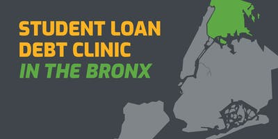 Bronx Student Loan Debt Clinic