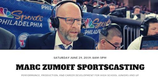Marc Zumoff Sportscasting