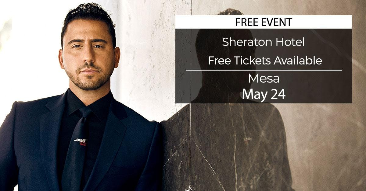 (FREE) Real Estate Millionaire event in Mesa by Josh Altman