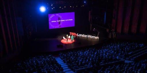 TEDxLondonWomen 2019