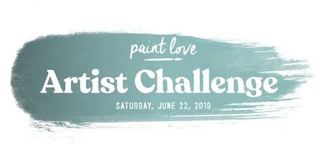 Paint Love Artist Challenge tickets