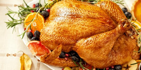 Culinary Happy Hour -  Tips and Tricks to the Perfect Thanksgiving Dinner tickets