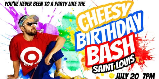 CHEESY BIRTHDAY BASH