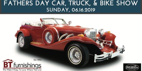 FATHERS DAY CAR, TRUCK, & BIKE SHOW tickets