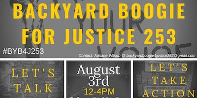Back Yard Boogie for Justice 253