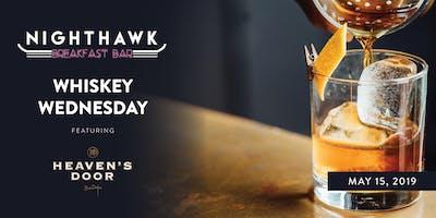 Whiskey Wednesday with Heaven's Door