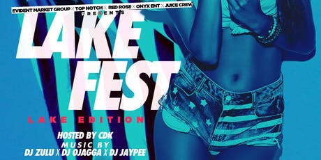 #LAKEFESTCOOKOUT919 : FREE APPRECIATION COOKOUT tickets
