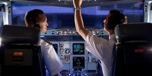 Pilot Careers and Flight Training Seminar - Glasgow 2020