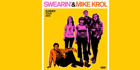 Mike Krol & Swearin' tickets