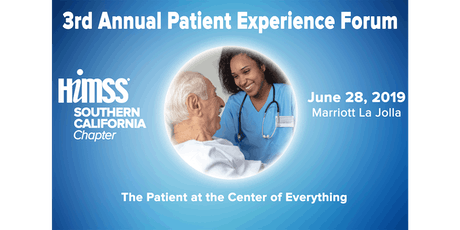 3rd Annual Patient Experience Forum tickets