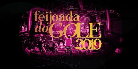 Feijoada do Gole 2019 ingressos