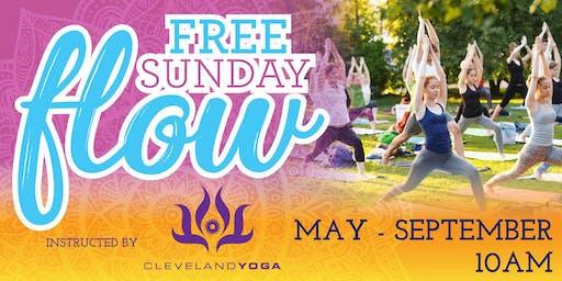 Sunday Flow with Cleveland Yoga