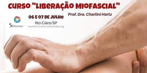 CURSO PRESENCIAL DE LIBERAÇÃO MIOFASCIAL
