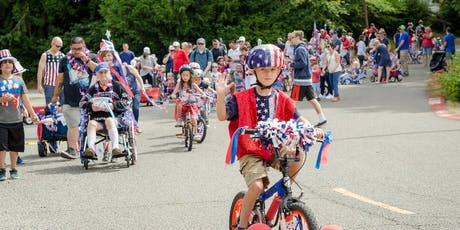 Gig Harbor's 2nd Annual 4th of July Patriotic Kids Parade tickets