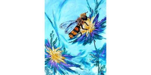 7/9 - Busy Bee @ Hidden Vine Bistro, Marysville