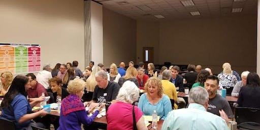 MEGA Musical Chairs Speed Networking - Brunswick County