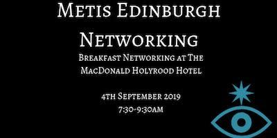 Metis Edinburgh - September Breakfast Networking