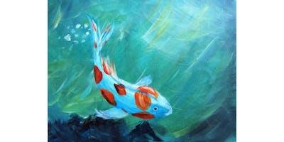 7/10 - Koi Fish @ Urban Timber, Sumner