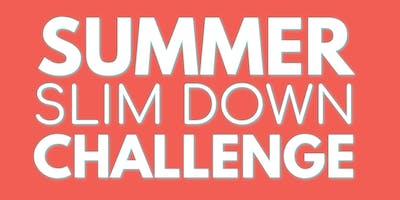 Summer Slim Down Challenge - Byron