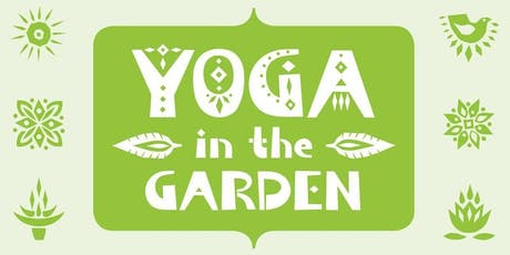 Yoga in the Garden tickets