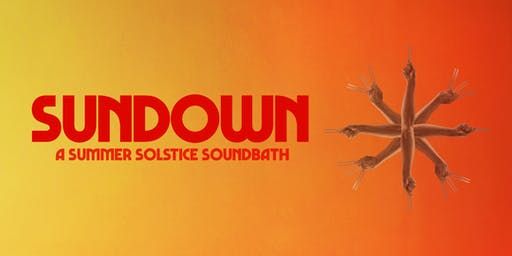 SUNDOWN: A Summer Solstice Soundbath with Davin Youngs at Ace Hotel Chicago