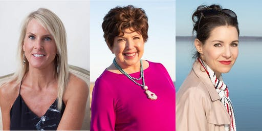 Ladies of Summer with Elin Hilderbrand, Mary Kay Andrews & Jamie Brenner