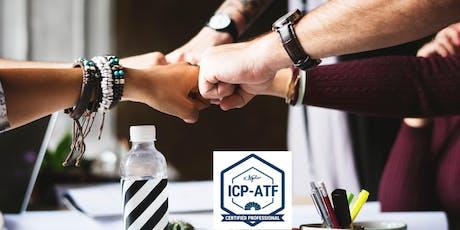 Agile Team Facilitator (mit Zertifikat ICP-ATF von ICAgile) Tickets