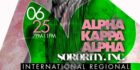 AKA International Regional Conference Mixer tickets