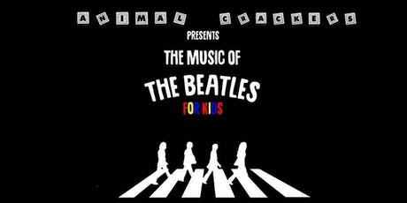 The Music of The Beatles: For Kids @ Bizar Entertainment tickets
