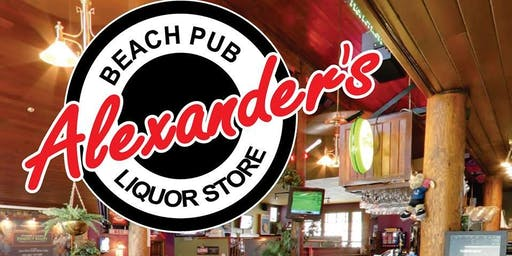 Monday Night Trivia at Alexander's Beach Pub, Vernon