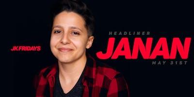 JK Fridays May Edition: Janan headlines