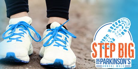 Step Big Walk for Parkinsons tickets