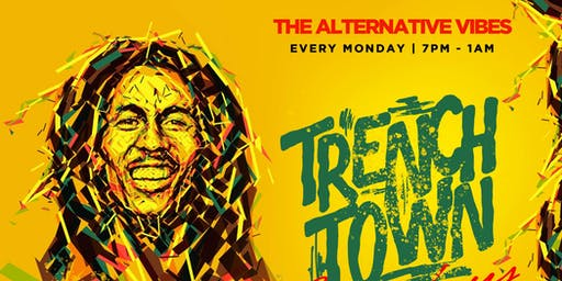 Trenchtown Mondays | Reggae x Wine