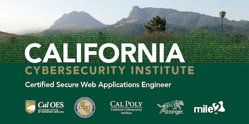 C)SWAE — Certified Secure Web Application Engineer /OnSite